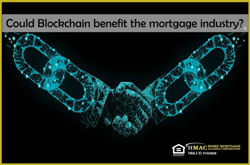 Could Blockchain benefit the mortgage industry?