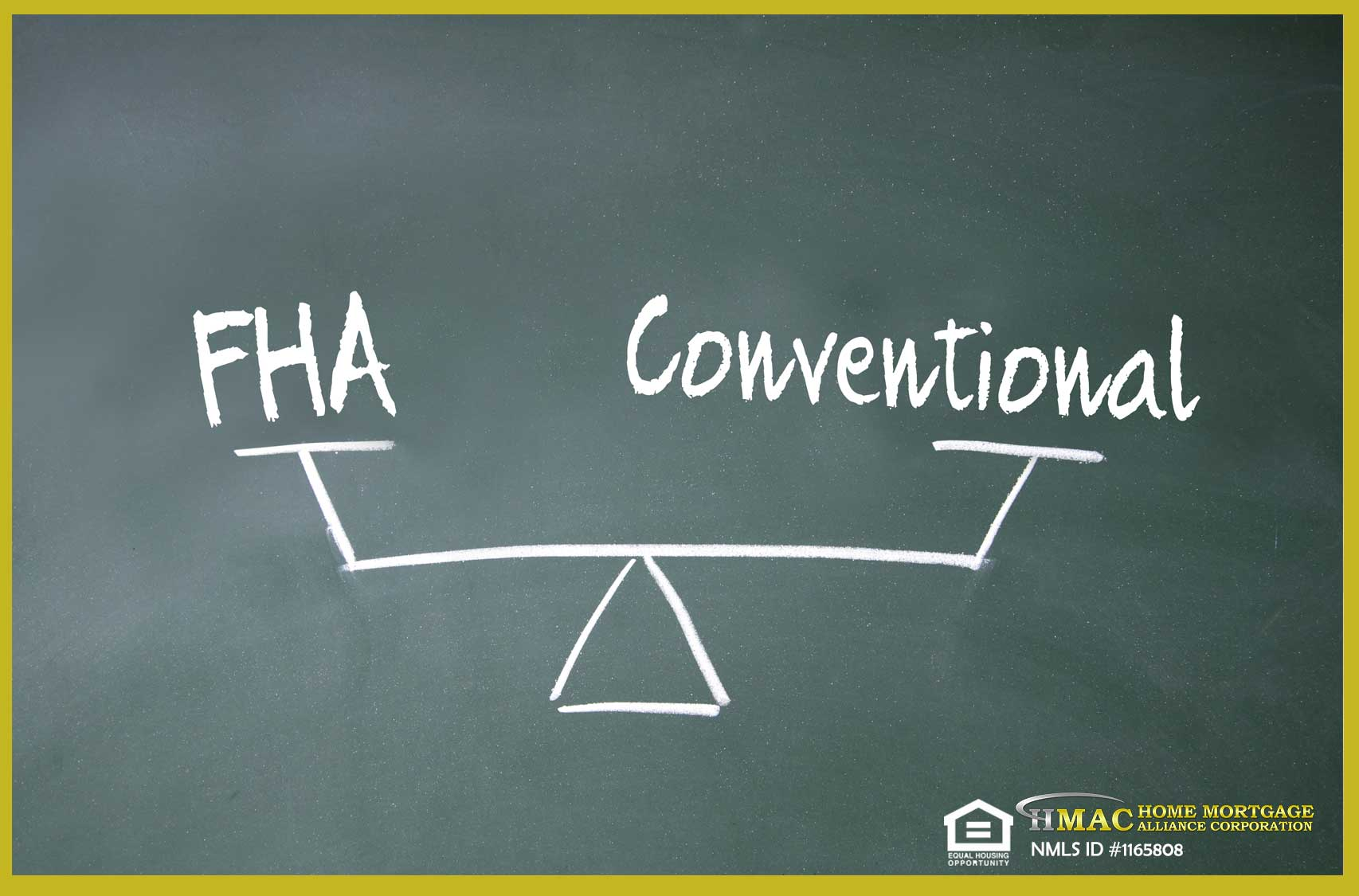 fha or conventional
