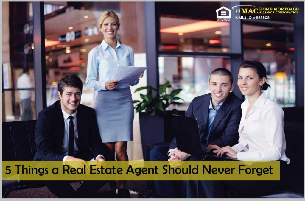 home mortgage real estate agent tips