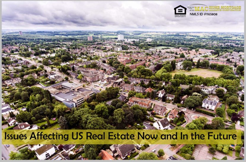 Issues Affecting US Real Estate