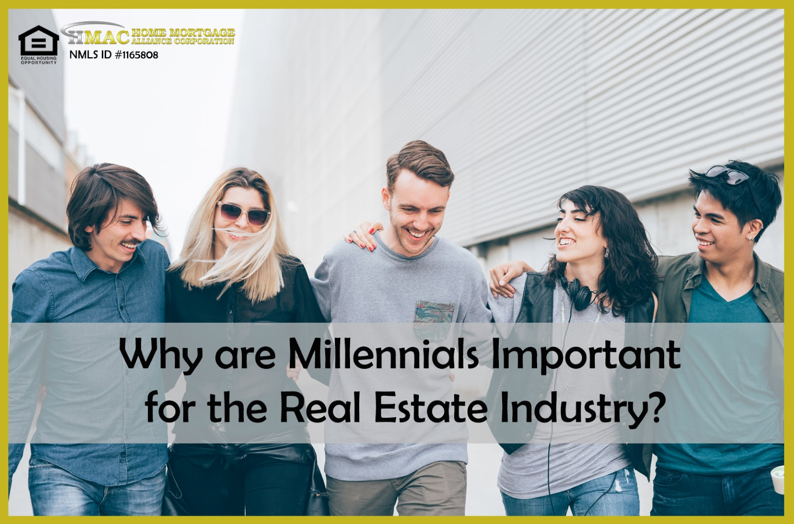 Importance of Millennials to Real Estate Industry