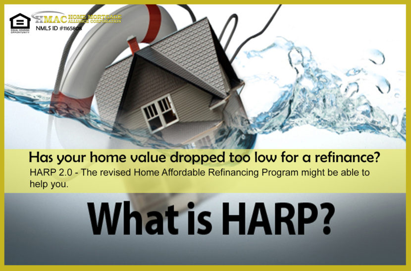 Home Affordable Refinance Program - HARP