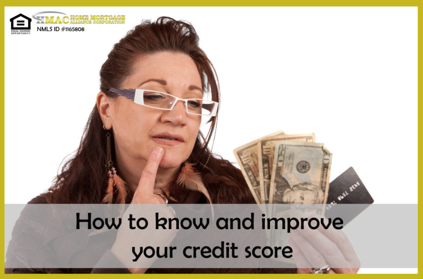 How to know and improve credit score