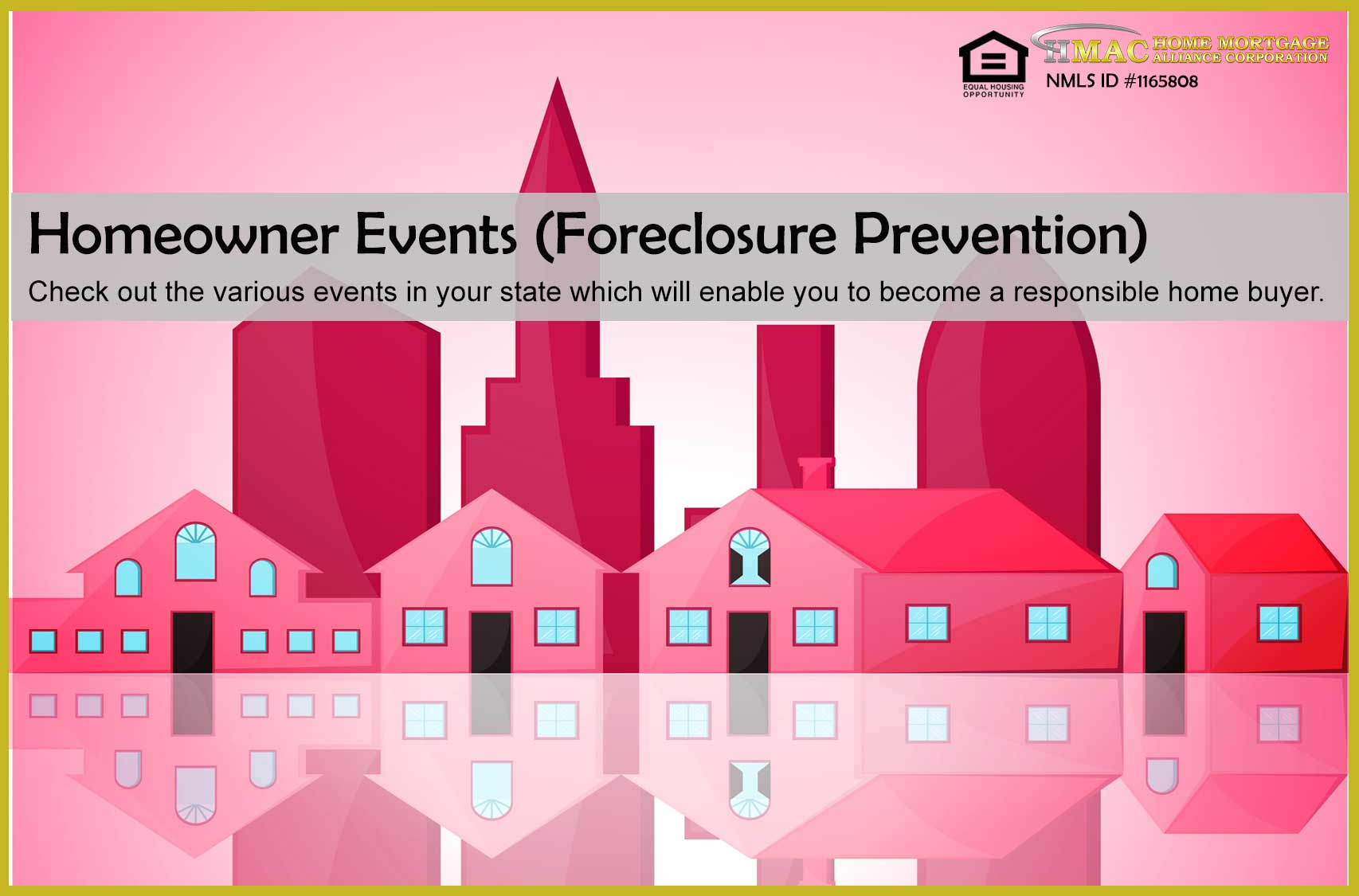 Homeowner Events (Foreclosure Prevention)
