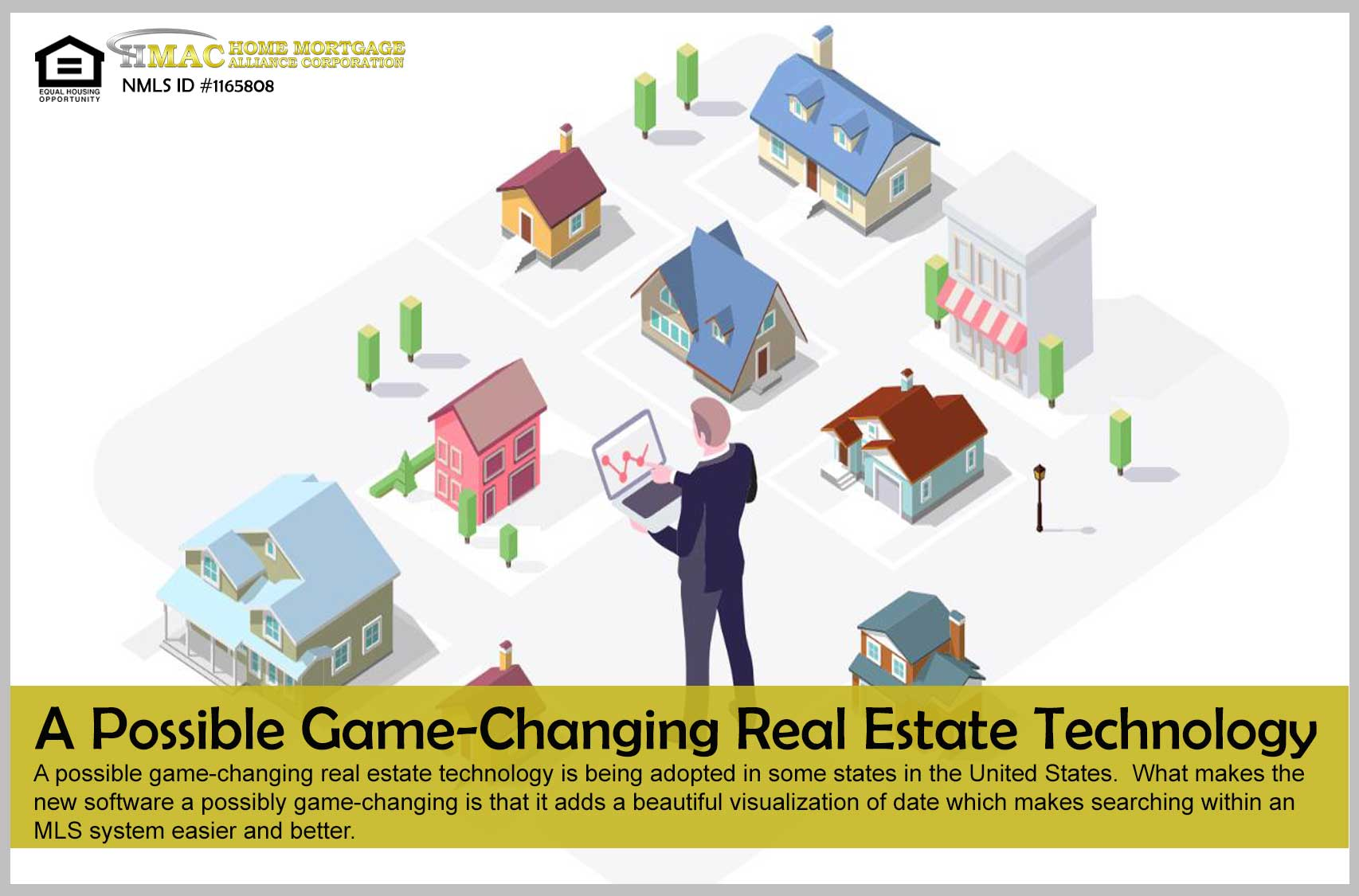 Possible game-changing real estate technology