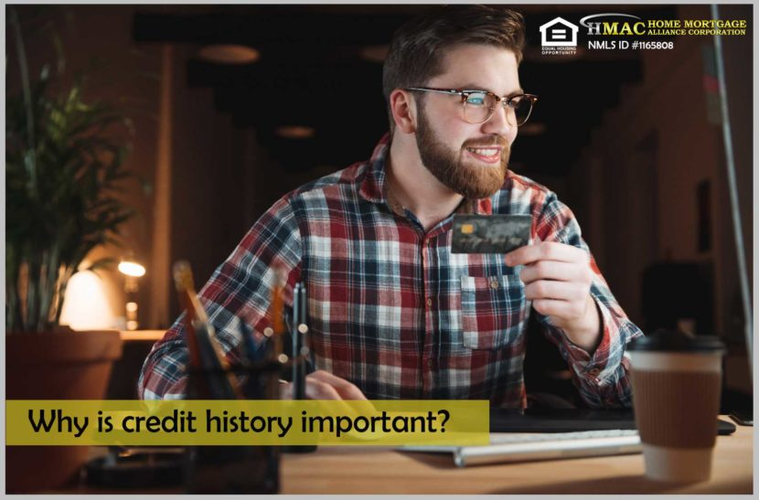 why is credit history important