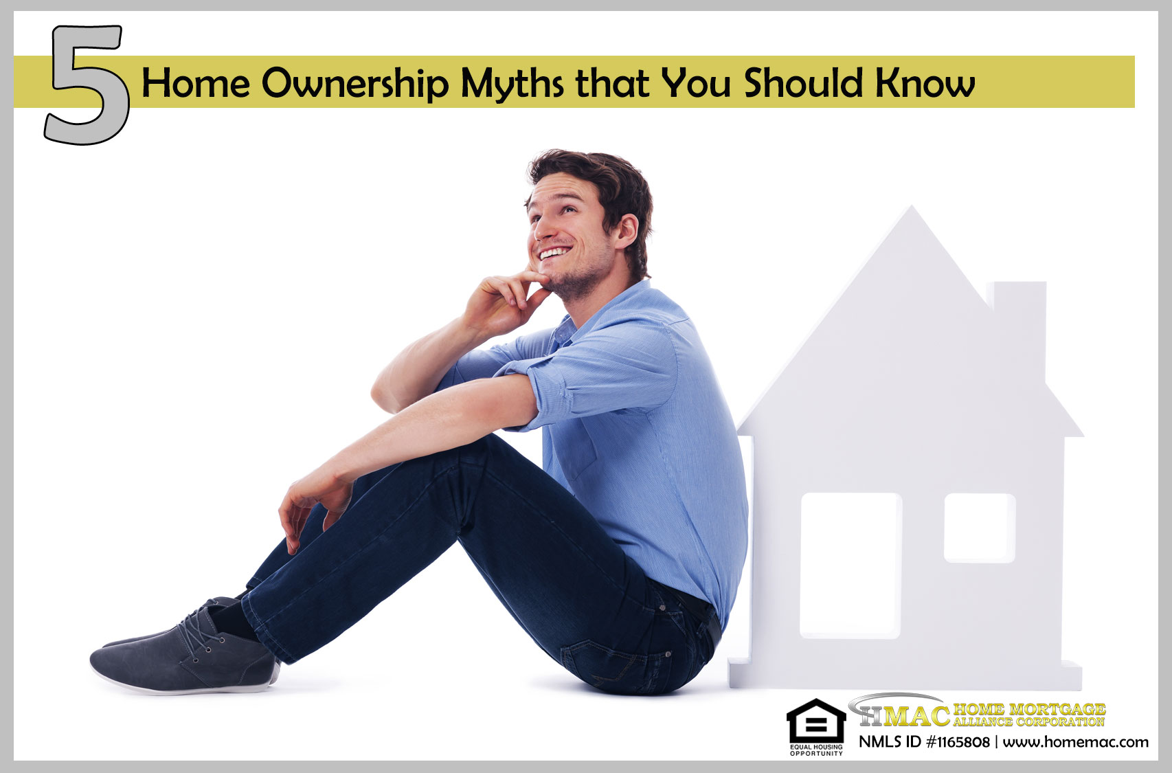 5 Home Ownership Myths