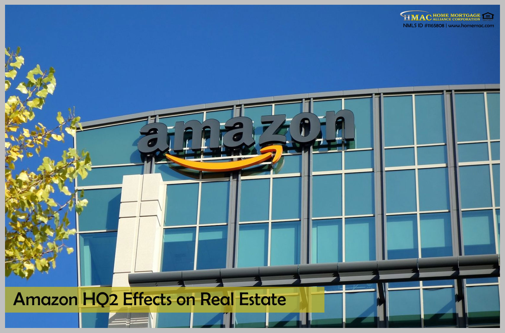 amazon hq2 effects on real estate
