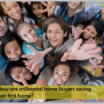 Survey: How are millennial home buyers saving to buy their first home?