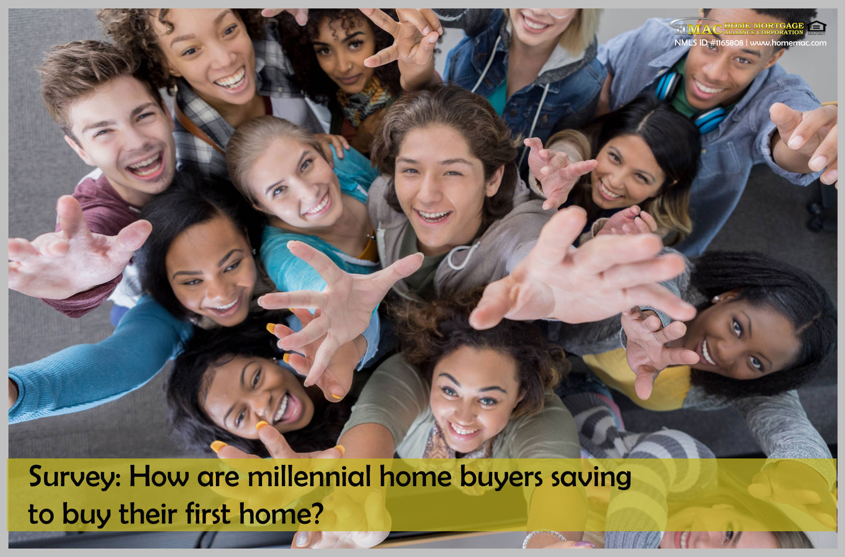 millennial home buyers survery