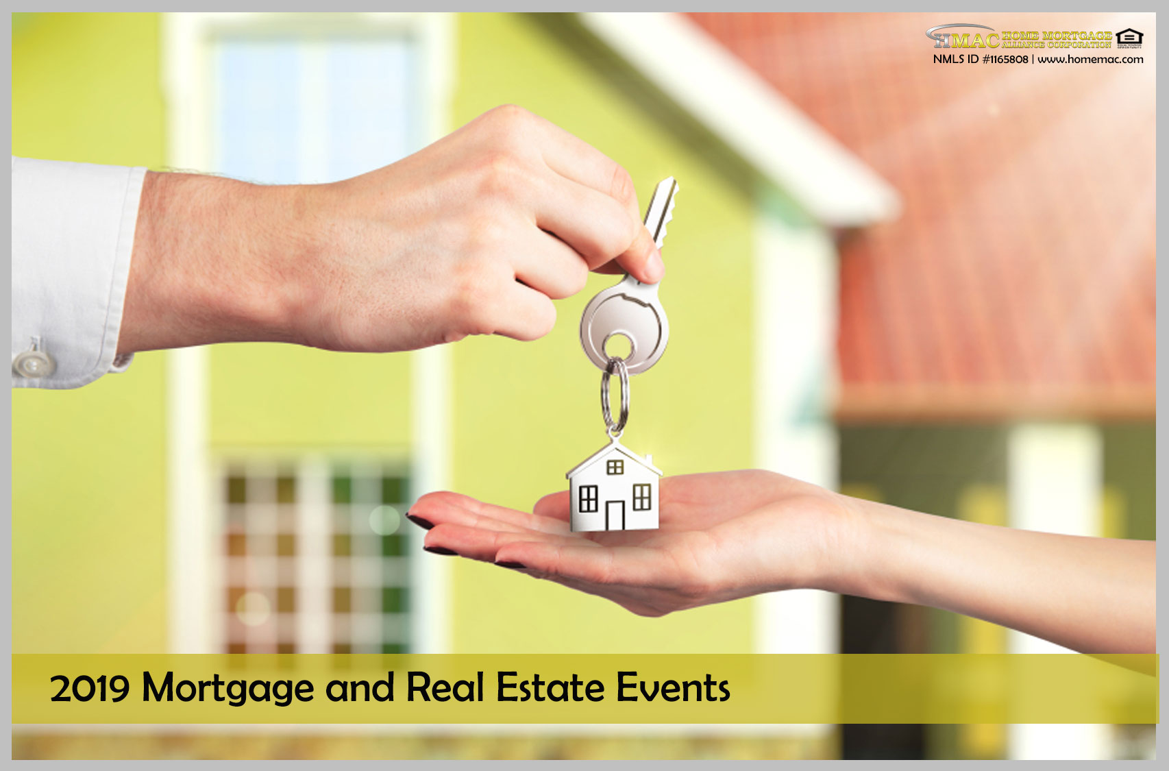 List 2019 Real Estate and Mortgage Events - United States