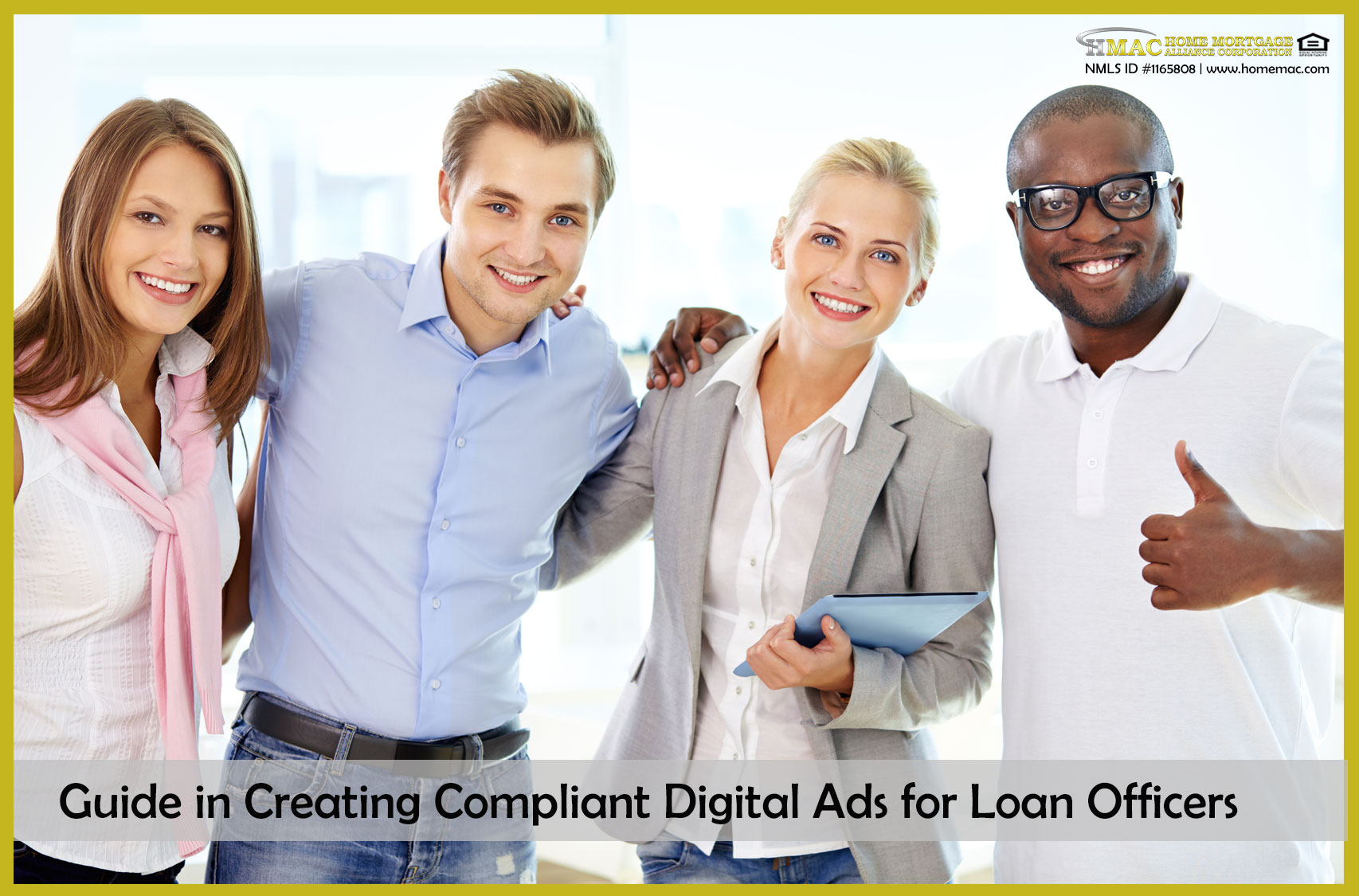 quick guide in creating compliant digital ads for loan officers