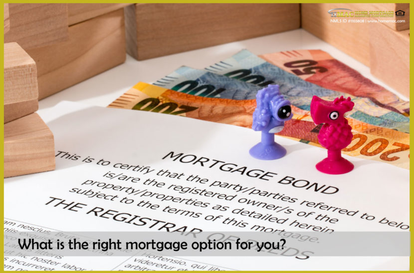 Find the Right Mortgage Option for You