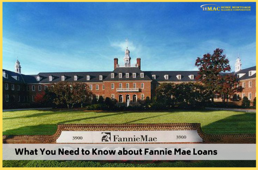 Fannie Mae Loans and Property Types