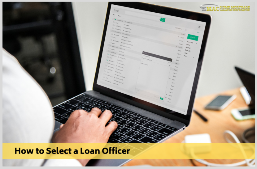 How to Select a Loan Officer
