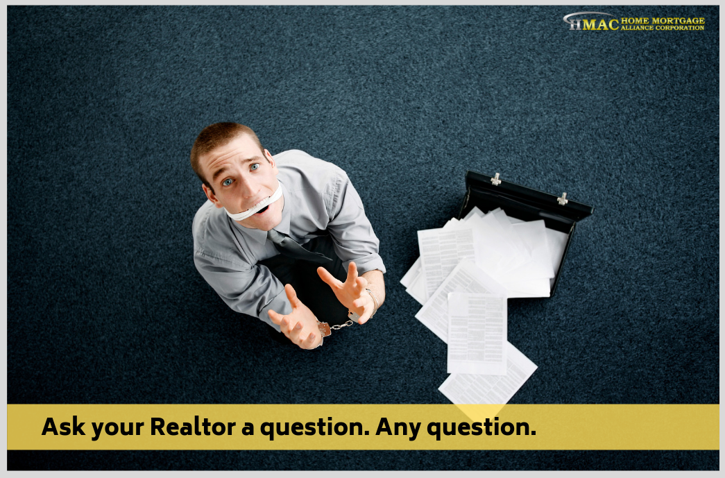 Ask Your Realtor A Question