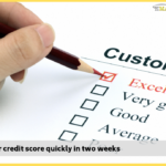 Boost your credit score quickly in two weeks</br></br>