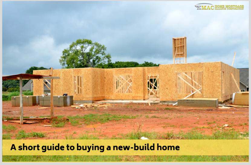 A short guide to buying a new-build home