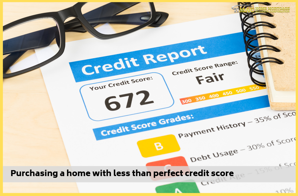 home purchase and credit score