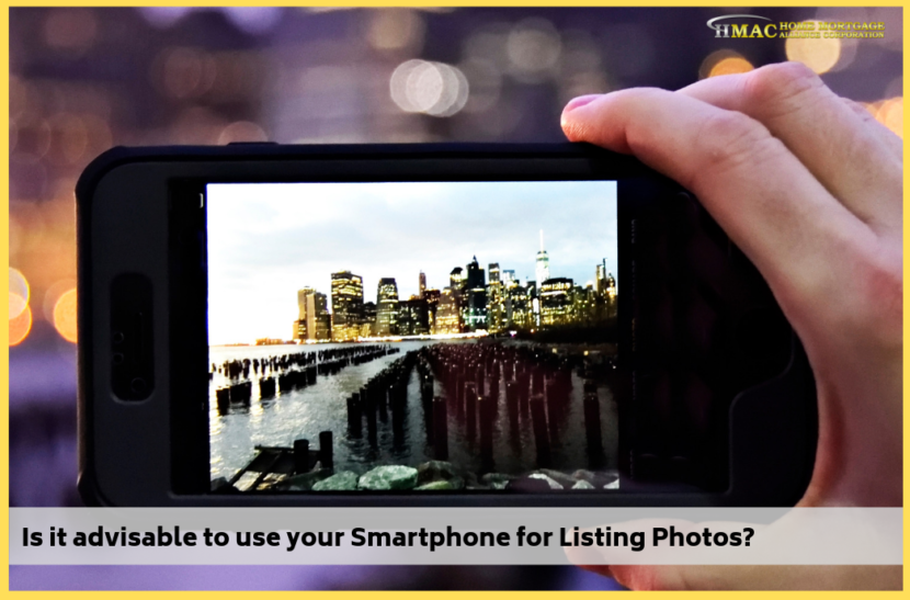 Is it advisable to use your Smartphone for Listing Photos_