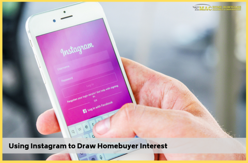 Using Instagram to Draw Homebuyer Interest