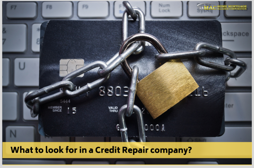 What to look for in a Credit Repair company_
