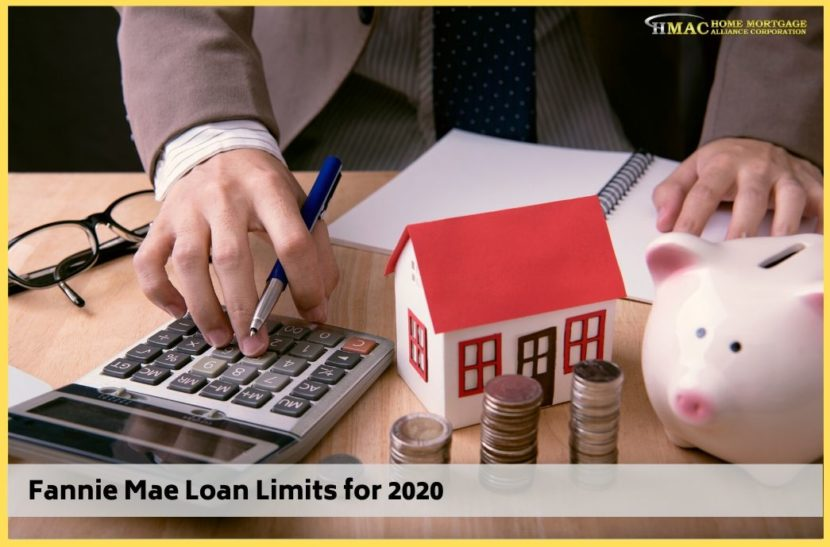 Fannie Mae Loan Limits for 2020