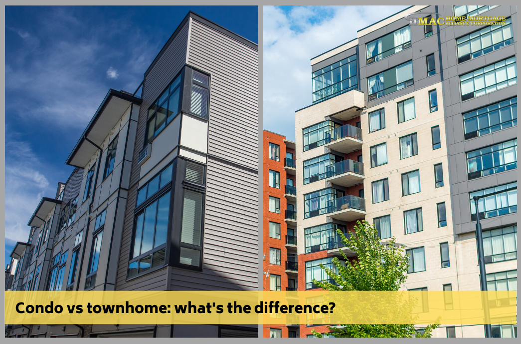 Condo vs townhome_ what's the difference_