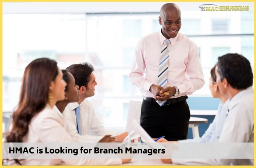 Wanted Branch Managers - Real Estate - Mortgage