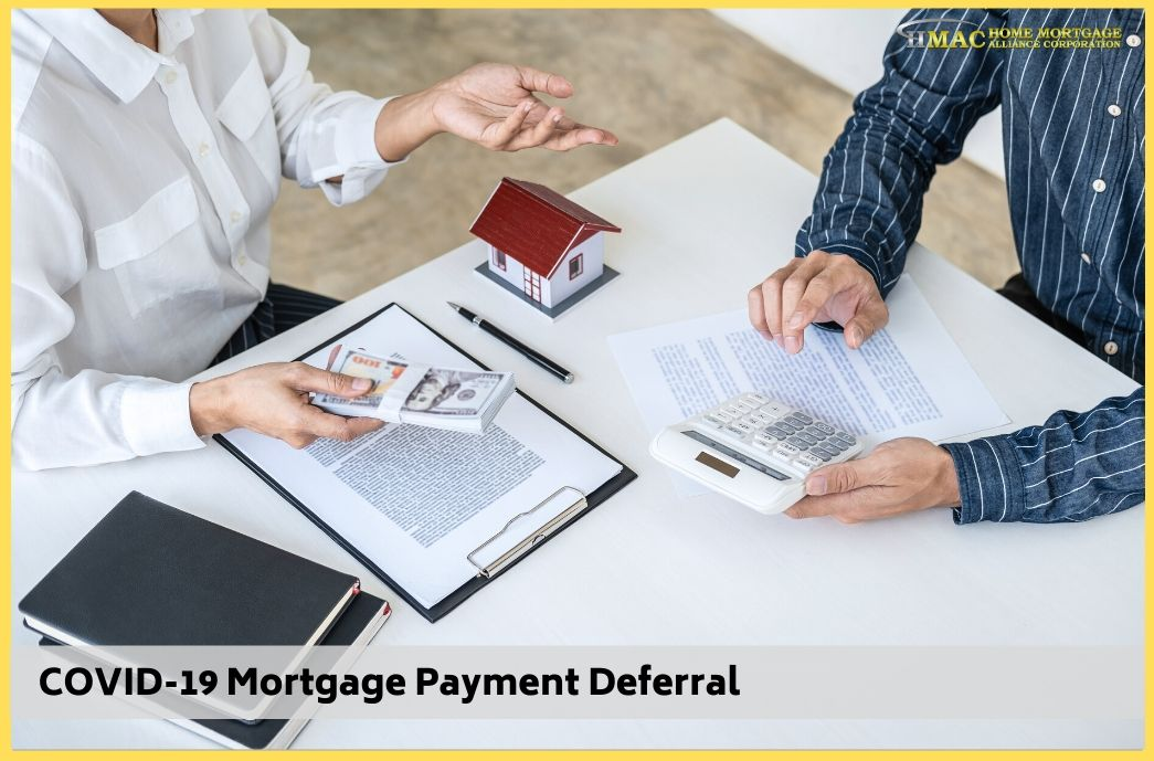 COVID-19 Mortgage Payment Deferral