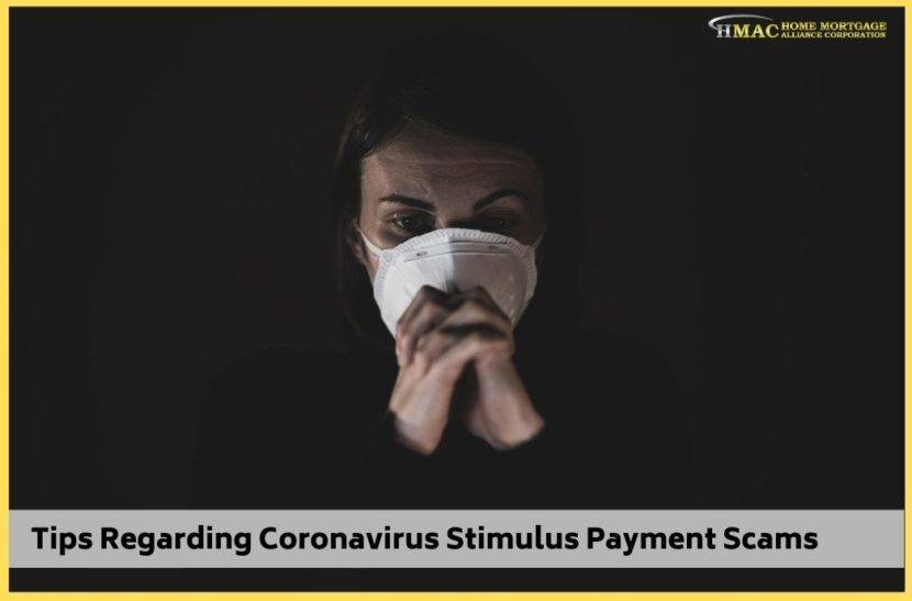 Tips Regarding Coronavirus Stimulus Payment Scams