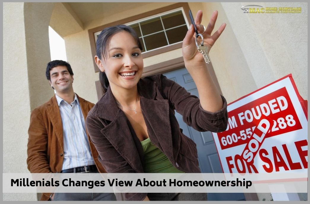 Millennials Changes View About Homeownership