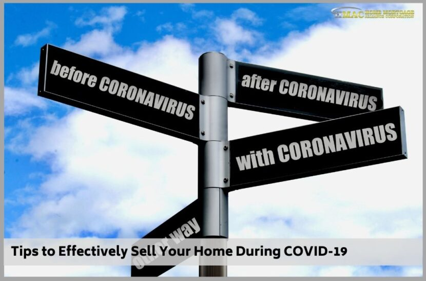 Tips to Effectively Sell Your Home During COVID-19