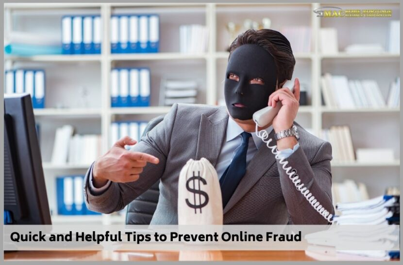 Tips to Prevent Online Fraud